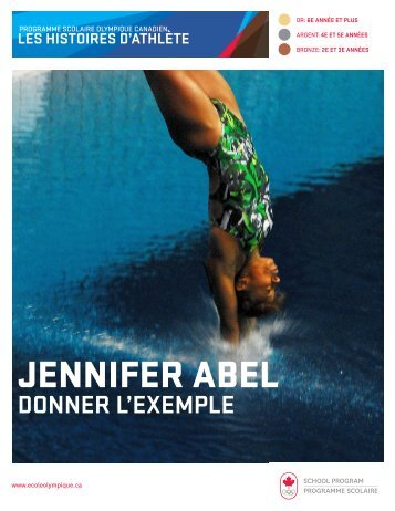 Jennifer Abel (2e - 3e anneés) PDF