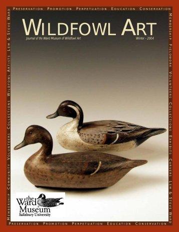 WildFowl Winter2004 - Salisbury University
