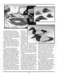WildFowl Winter2004 - Salisbury University - Page 6