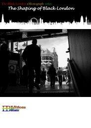 The Shaping of Black London - Social Welfare Portal