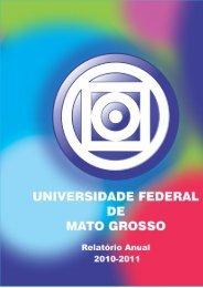 Pró-Reitoria Administrativa - UFMT