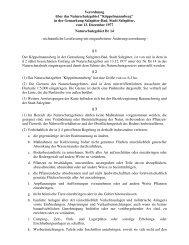 Verordnung über das Naturschutzgebiet ... - Stadt Salzgitter