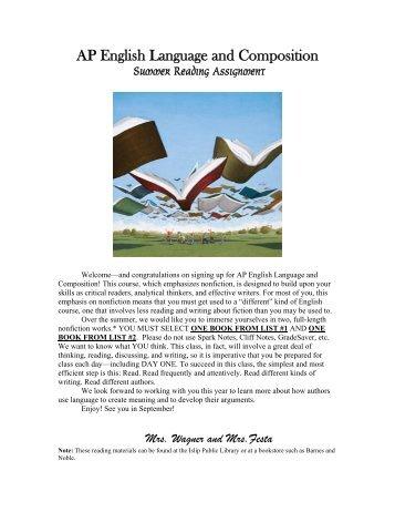 ap english lit composition essays