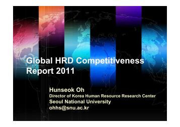 TC 1-2. Hunseok Oh.pdf - Global HR Forum