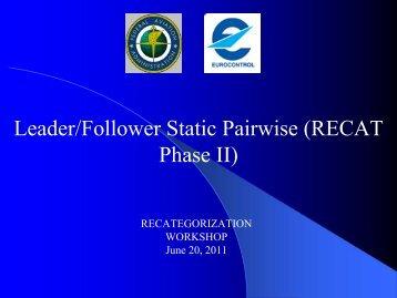 RECAT Phase II - WakeNet