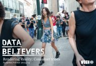 Rendering Reality: Consumer tribes - WGSN