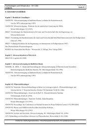 skriptum 811.300 kapitel 8 literaturverzeichnis / 20.12.2011