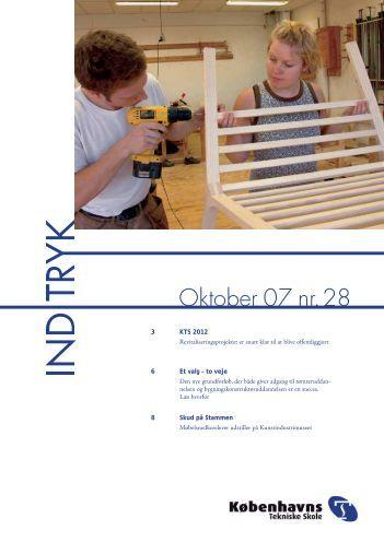 Oktober 07 nr. 28 - Københavns Tekniske Skole