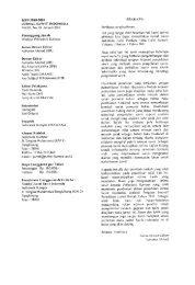 Jurnal Sawit Indonesia, Vol. 1 - PDII – LIPI