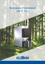 Prospekt UK P 15 J