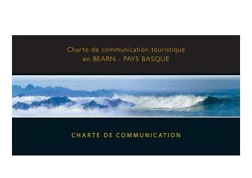 charte graphique éditions CDT.indd - Tourisme 64