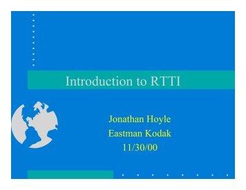 PDF Version (148K) - Jonhoyle.com