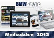Print • Formate und Preise - BMW SCENE LIVE