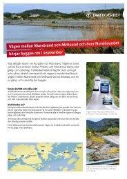 Informationsbroschyr från Trafikverket (PDF-dokument, 2.0 ... - Kungälv