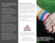 SLP Resources - National Stuttering Association