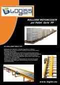 Sistemi di movimentazione e stoccaggio per pallet - Logismarket - Page 4