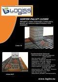 Sistemi di movimentazione e stoccaggio per pallet - Logismarket - Page 7