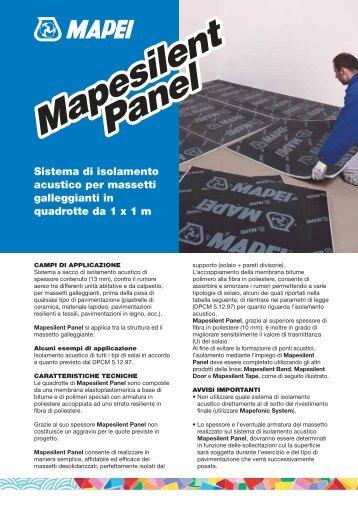 Mapesilent Panel Mapesilent Panel - Storemat