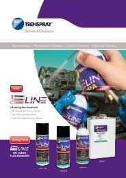 E-Line Solvents Brochure - EIS
