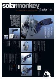 solar nut - Xunzel