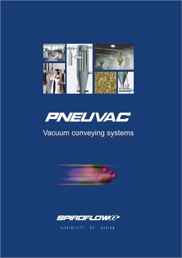 Vacuum conveying systems - Shapa Solids Handling & Processing ...