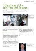 Schnell und sicher zum richtigen Farbton - Standox - Seite 5