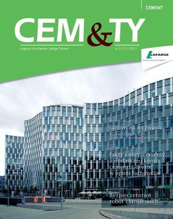 CEM&TY; nr 3(17) - Lafarge