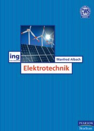 Elektrotechnik - ISBN 978-3-86894-081-7 - © 2011 Pearson Studium