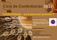 Programa e Ficha de Inscrição - Ordem dos Farmacêuticos