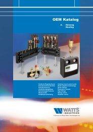 OEM Katalog - Watts Industries