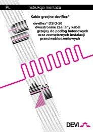 DSIG-20 Poland - Ogrzewanie Elektryczne