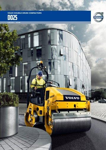 Brochure DD25 - Volvo Construction Equipment