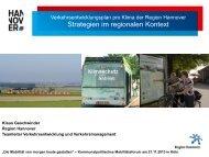 Vortrag Geschwinder - VRS