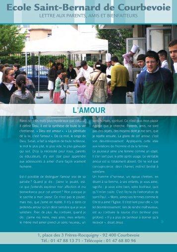 Cliquez sur le fichier pdf - La Porte Latine