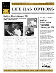 Fall Winter Newsletter 2002.qxd - Self Enhancement, Inc.