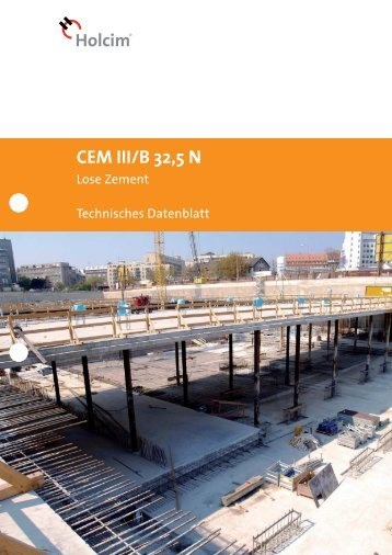 CEM III/B 32,5 N
