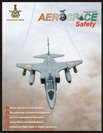 August 2010 - Indian Airforce