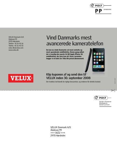 Service-kvalitet - Velux