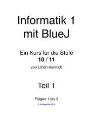 Teil 1 - Ulrich Helmich