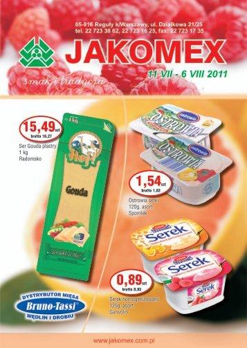 07/2011 - JAKOMEX