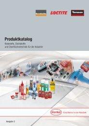 Produktkatalog - Loctite
