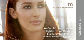 HörSystem Flash-m - Widex