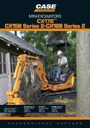 CX17BZTS CX15B Series 2-CX18B Series 2 - Stroje Slovakia