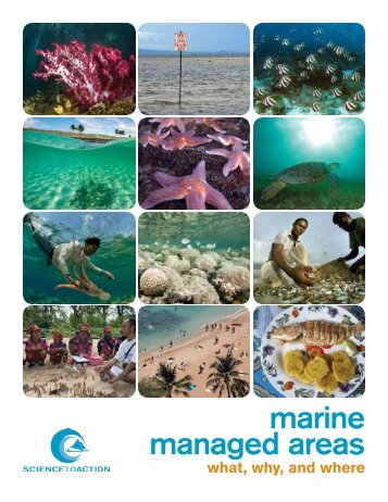marine managed areas - Science-to-Action