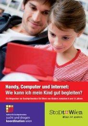 Handy, Computer und Internet: Wie kann ich mein Kind gut begleiten?