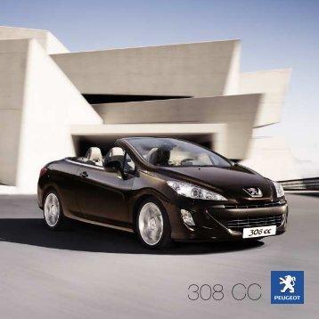 308 CC - Peugeot