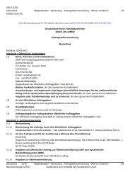 Deutschland-Berlin: Metallbauarbeiten - Die Vergabeplattform des ...