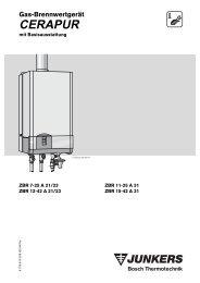 ZBR7-25A.. ZBR12-42A.. ZBR11-25A31 ZBR15-42A31.pdf - Junkers ...