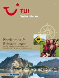 TUI - Weltentdecker - tui.com - Onlinekatalog