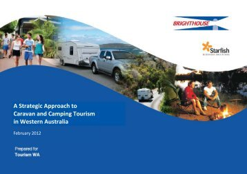A Strategic Approach to the Caravan and Camping Industry 2012